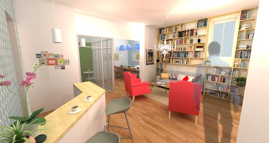 la petite serre les bureaux la petite serre. Black Bedroom Furniture Sets. Home Design Ideas